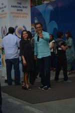 Vidhu Vinod Chopra At The Annual Day Celebration Of Dhirubhai Ambani International School In Bkc on 21st Dec 2018