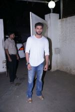 zaheer iqbal at the Screening of Zee5_s new series Rangbaaz in sunny sound juhu on 21st Dec 2018 (21)_5c1de715e56b6.JPG