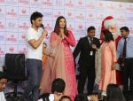 Aishwarya Rai Bachchan celebrates Christmas with Cancer patients in Carnival cinemas in Wadala on 25th Dec 2018 (17)_5c29cec90cc29.jpg