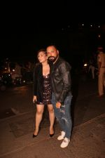 Bunty Walia attend the Mid Night Mass at St Andrews church in bandra on 25th Dec 2018 (8)_5c29b5160fde2.JPG