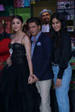 Shahrukh Khan, Katrina Kaif, Anushka Sharma promote film Zero on the sets of Star plus show Dance plus at Filmistan in goregaon on 22nd Dec 2018 (19)_5c29b50a1e371.JPG