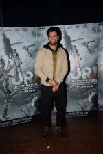 Vicky Kaushal during the media interactions for thier film Uri in jw marriott juhu on 22nd Dec 2018 (2)_5c29b5d92c85f.jpg