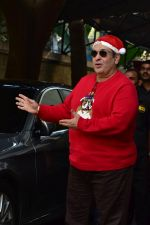 Rajiv Kapoor attends the christmas brunch at Shashi Kapoor's house in juhu on 25th Dec 2018