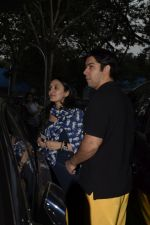 Rohit Dhawan & wife spotted at pvr juhu on 30th Dec 2018 (5)_5c2c7466efb8f.JPG