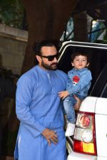 Saif Ali Khan attends the christmas brunch at Shashi Kapoor_s house in juhu on 25th Dec 2018 (14)_5c2c564438c79.JPG