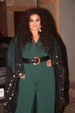 Vidya Balan celebrates birthday with her family at Khar on 1st Jan 2019