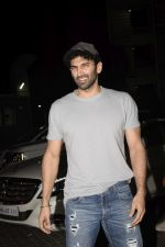 Aditya Roy Kapoor spotted at pvr juhu on 2nd Jan 2019