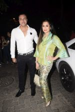 Lucky Morani, Mohammed Morani at Sanjay Khan's birthday party at his home in juhu on 3rd Jan 2019