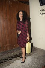 Parveen Dusanj at Sanjay Khan's birthday party at his home in juhu on 3rd Jan 2019
