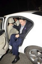 Randhir Kapoor at Sanjay Khan's birthday party at his home in juhu on 3rd Jan 2019