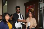 Vicky Kaushal & Yami Gautam at big fm studio for the promotions of thier film Uri on 3rd Jan 2019 (7)_5c2f0357562a1.JPG