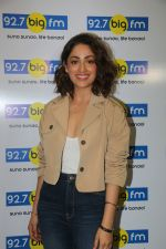 Yami Gautam at big fm studio for the promotions of thier film Uri on 3rd Jan 2019 (17)_5c2f03aba8701.JPG