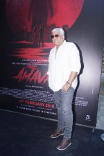 Bhushan Patel at the promotion of film Amavas on 6th Jan 2019