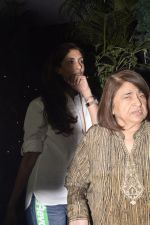 Shweta Bachchan, Kajal Anand & Gauri Khan_s Mother At Soho House Juhu on 5th Jan 2019 (14)_5c32f503d9128.JPG