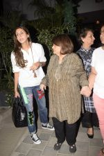 Shweta Bachchan, Kajal Anand & Gauri Khan_s Mother At Soho House Juhu on 5th Jan 2019 (15)_5c32f5056219b.JPG