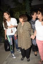 Shweta Bachchan, Kajal Anand & Gauri Khan_s Mother At Soho House Juhu on 5th Jan 2019 (17)_5c32f5086ae97.JPG