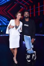 Shakti Mohan on the sets of DANCE Plus 4 on 7th Jan 2019