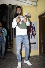 Vicky Kaushal at the Screening Of Film Uri in Pvr Juhu on 9th Jan 2019