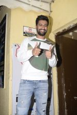 Vicky Kaushal at the Screening Of Film Uri in Pvr Juhu on 9th Jan 2019 (6)_5c36fd0ccf2e5.JPG