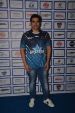 Arbaaz Khan during The Inaugural Match Of Super Star League At Bandra on 7th Jan 2019
