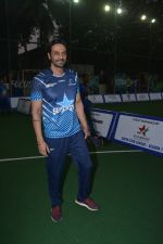 Arjun Rampal during The Inaugural Match Of Super Star League At Bandra on 7th Jan 2019