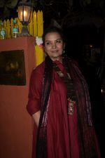 Shabana Azmi at Kaifi Azmi_s centenary celebrations with a musical evening at his juhu residence on 10th Jan 2019 (68)_5c3846b7d52e3.JPG