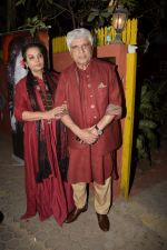 Shabana Azmi, Javed Akhtar at Kaifi Azmi_s centenary celebrations with a musical evening at his juhu residence on 10th Jan 2019 (64)_5c3846baaa944.JPG