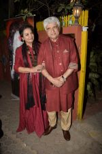 Shabana Azmi, Javed Akhtar at Kaifi Azmi_s centenary celebrations with a musical evening at his juhu residence on 10th Jan 2019 (66)_5c3846bc3a4a6.JPG