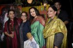 Shabana Azmi, Tanvi Azmi, Poonam Dhillon, Tanuja Chandra at Kaifi Azmi_s centenary celebrations with a musical evening at his juhu residence on 10th Jan 2019 (42)_5c3846c56fe9b.JPG