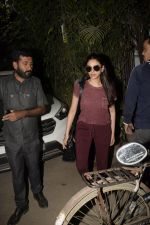 Aditi Rao Hydari Spotted At Physioflex Gym In Versova on 11th Jan 2019