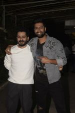 Aditya Dhar, Vicky Kaushal at the Screening of film Uri in sunny sound juhu on 12th Jan 2019 (73)_5c3ae613a25d9.JPG