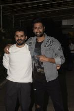 Aditya Dhar, Vicky Kaushal at the Screening of film Uri in sunny sound juhu on 12th Jan 2019 (75)_5c3ae615ddc03.JPG