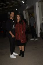 Angad Bedi, Neha Dhupia at the Screening of film Uri in sunny sound juhu on 12th Jan 2019 (111)_5c3ae574dad65.JPG