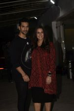 Angad Bedi, Neha Dhupia at the Screening of film Uri in sunny sound juhu on 12th Jan 2019 (123)_5c3ae57c6df56.JPG