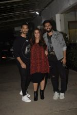 Angad Bedi, Neha Dhupia, Vicky Kaushal at the Screening of film Uri in sunny sound juhu on 12th Jan 2019 (101)_5c3ae587263df.JPG