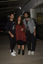 Angad Bedi, Neha Dhupia, Vicky Kaushal at the Screening of film Uri in sunny sound juhu on 12th Jan 2019 (98)_5c3ae5408acfa.JPG