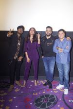 Esha Gupta, Raj Kundra at the Music Launch of Muzik One Record 1st Single Get Dirty on 11th Jan 2019
