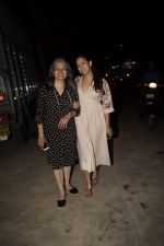 Mira Rajput With Mother Spotted At Soho House Juhu on 11th Jan 2019