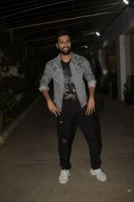 Vicky Kaushal at the Screening of film Uri in sunny sound juhu on 12th Jan 2019 (49)_5c3ae649bc716.JPG