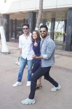 Vicky kaushal, Yami gautam & Mohit raina at the Success Interview for film URI on 12th Jan 2019