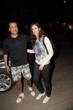 Abhishek Kapoor With Wife Pragya Spotted At Soho House Juhu on 14th Jan 2019 (1)_5c3ed27d31ff3.JPG