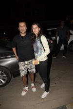Abhishek Kapoor With Wife Pragya Spotted At Soho House Juhu on 14th Jan 2019 (2)_5c3ed27e9b848.JPG