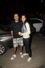 Abhishek Kapoor With Wife Pragya Spotted At Soho House Juhu on 14th Jan 2019 (3)_5c3ed2801e920.JPG