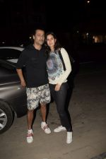 Abhishek Kapoor With Wife Pragya Spotted At Soho House Juhu on 14th Jan 2019 (5)_5c3ed2831a274.JPG