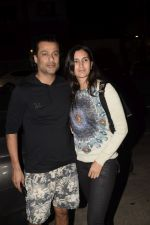 Abhishek Kapoor With Wife Pragya Spotted At Soho House Juhu on 14th Jan 2019 (7)_5c3ed286be277.JPG