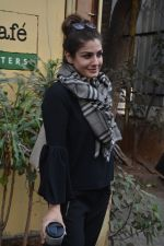 Raveena Tandon spotted at farmer_s cafe Bandra on 14th Jan 2019 (1)_5c3ecfaa69c2b.JPG