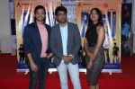 Ansh Gupta, Aditi Bhagat, Rahul Kumar Shukla at the 1st Look Music & Poster Launch Of Upcoming Film Is She Raju on 16th Jan 2019