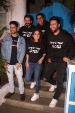 Mohit Raina, Aditya Dhar, Vicky Kaushal, Yami Gautam, Ronnie Screwvala at the Success party of film Uri in Olive, bandra on 16th Jan 2019 (52)_5c402882667a6.JPG