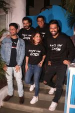 Mohit Raina, Aditya Dhar, Vicky Kaushal, Yami Gautam, Ronnie Screwvala at the Success party of film Uri in Olive, bandra on 16th Jan 2019 (54)_5c4029185e27c.JPG