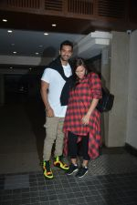 Neha Dhupia, Angad Bedi at the Birthday party of Rannvijay Singh_s daughter Kainaat at Khar on 16th Jan 2019 (78)_5c402749dc00e.JPG